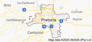 Areas Pretoria