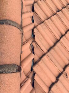 Tile roof maintenance and waterproofing Completed in Lynnwood Pretoria