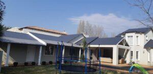 Roof repairs on a tile roof – Mr Zeeman